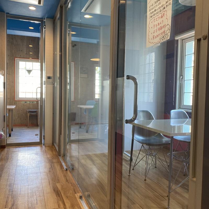 会議室の遮音工事・通信強化工事完了のお知らせの写真