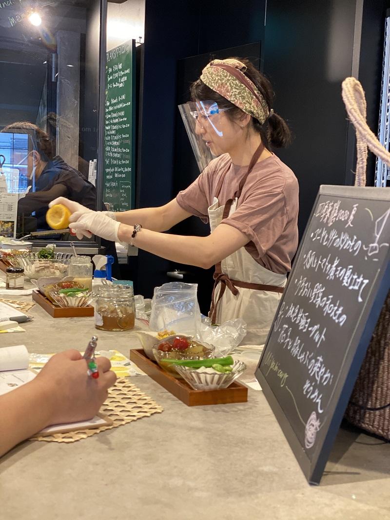 荒川さんセミナー2020夏キッチンのサムネイル