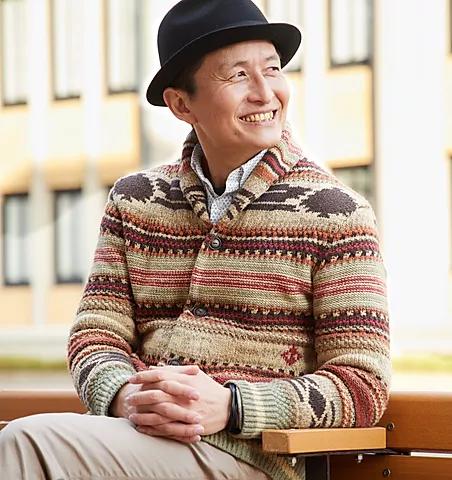 株式会社INTERPLAY 代表取締役 石橋 大治 様の写真