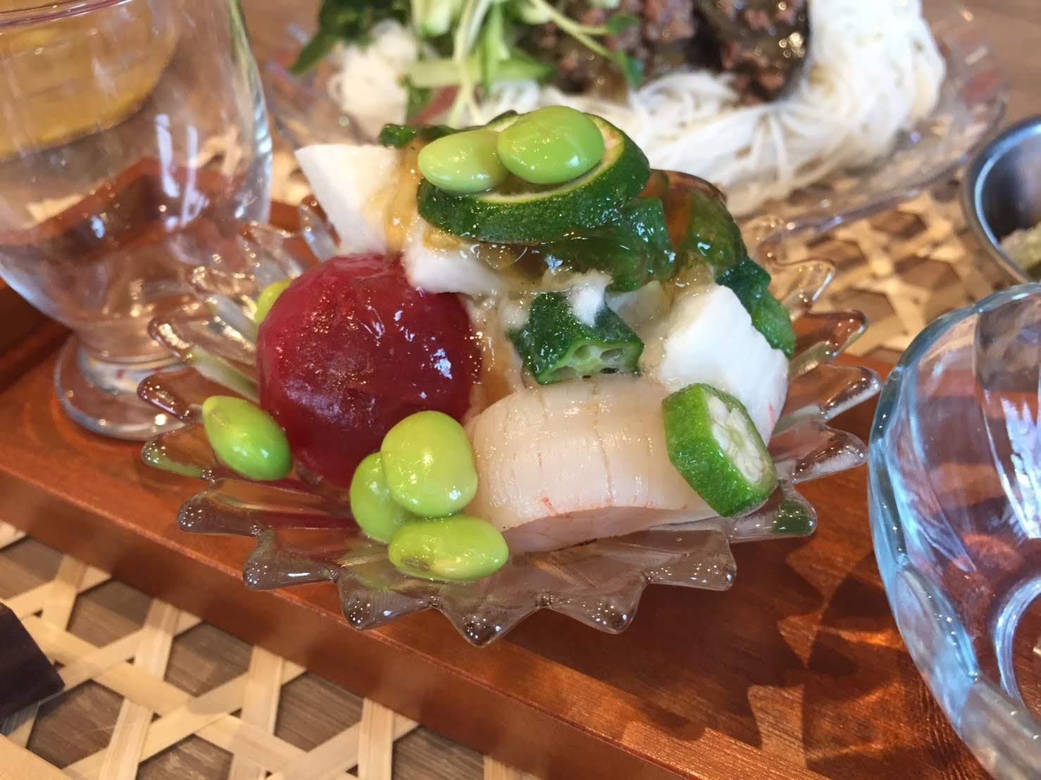 荒川雅子さんセミナー料理写真のサムネイル