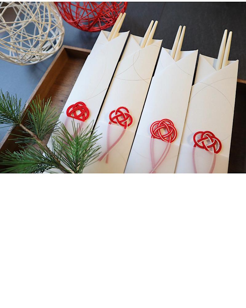 12月9日開催 水引箸袋レッスン(満員 受付終了)の写真