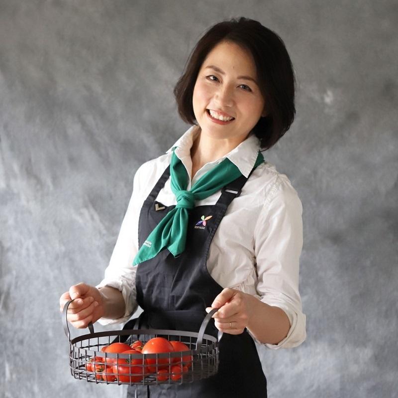 野菜ソムリエプロ・日本四季大学認定講師 荒川雅子様の写真