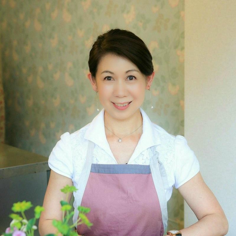 Limei Foods&Arts主宰 お料理研究家・フレンチ薬膳認定講師玉置里美様の写真
