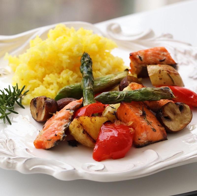 玉置さん料理写真 料理リレー1のサムネイル