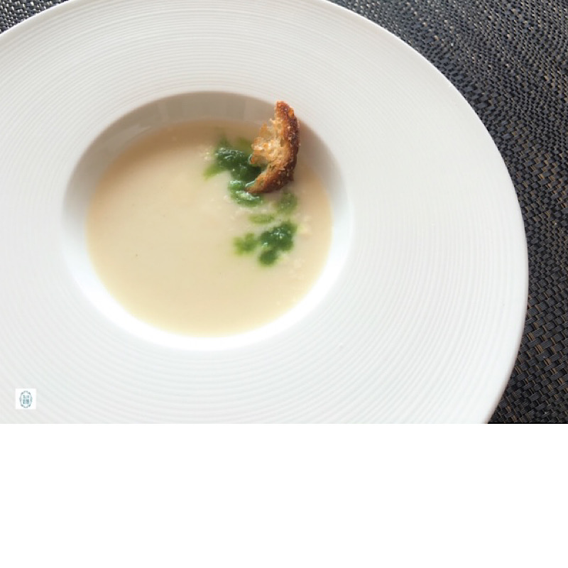 Limei Food&Artsフレンチ薬膳冬メニュースープのサムネイル